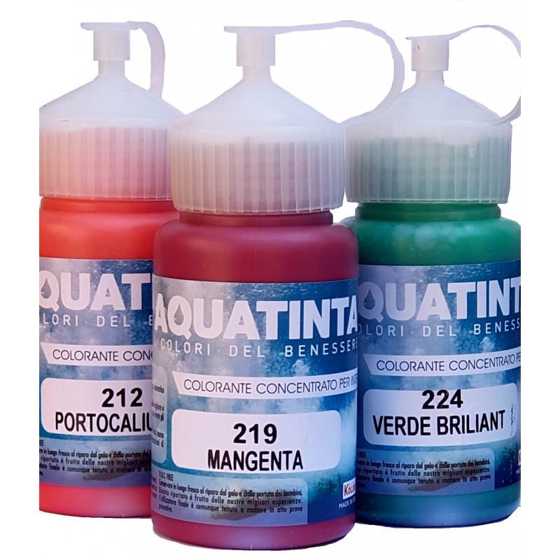AQUATINTA pigment superconcentrat - 250ml