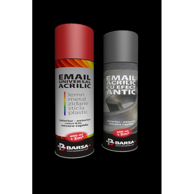 Email acrilic 3 in1 - BARSA PERUGINE - 400ml
