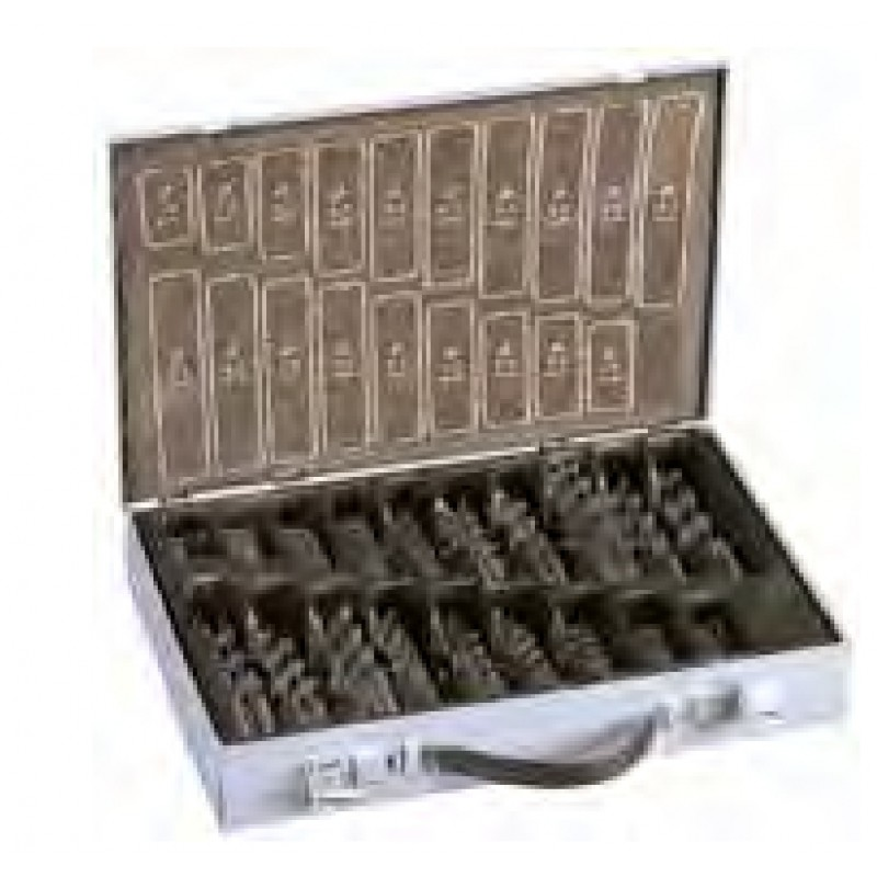 ONIX G - Set 170 burghie metal 1-10mm
