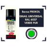 BARSA PROKOL email acrilic lucios, verde pur ral 6037 - 400ml