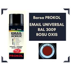 Email acrilic rosu oxid ral...